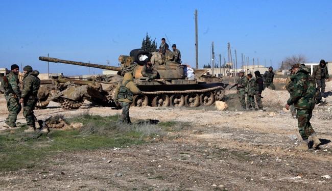 VIDEO: Syrian Army Units Demolish ISIS, Al-Nusra Front Positions in Aleppo City