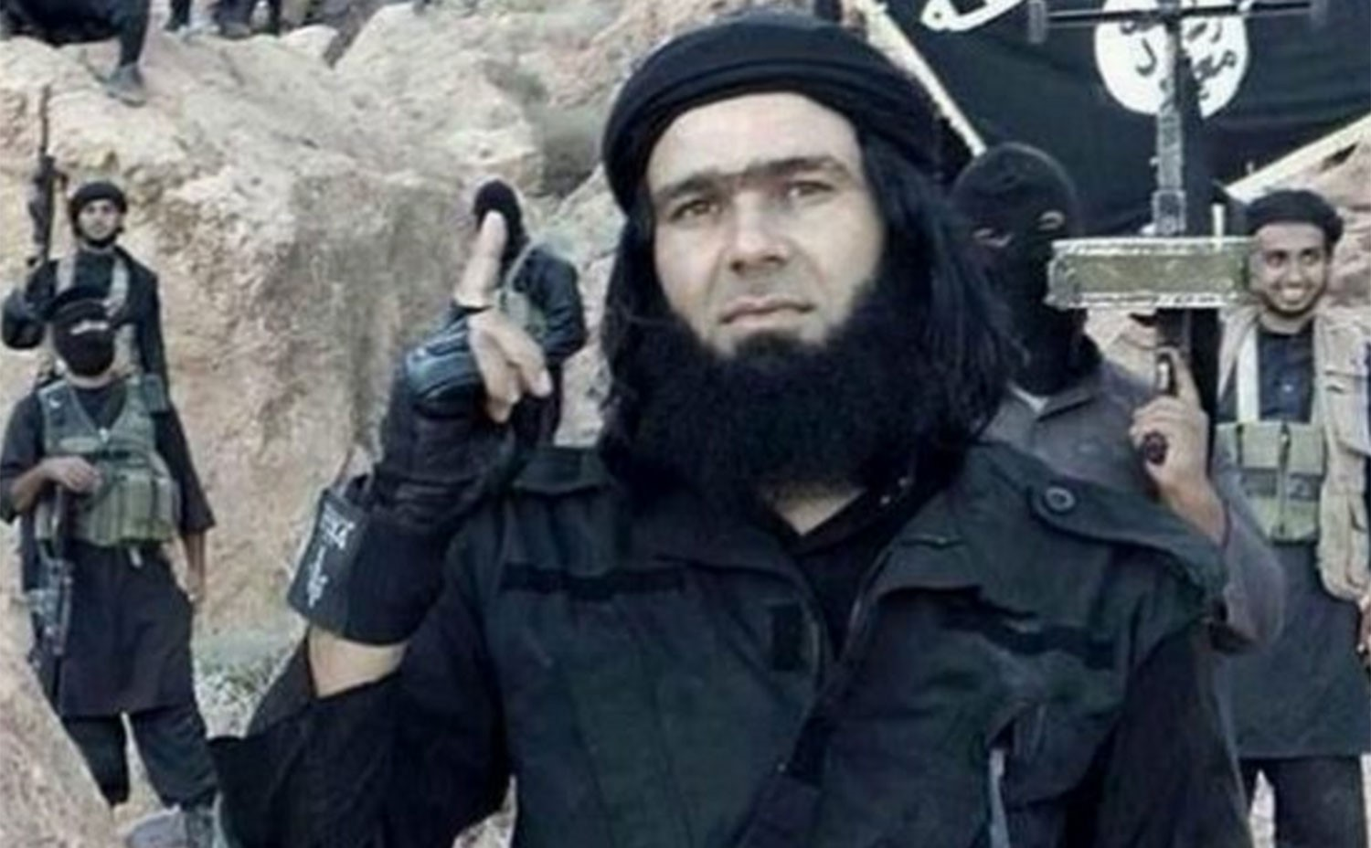 Top ISIS Leader, Executioner Abu Wahib Killed in Iraq
