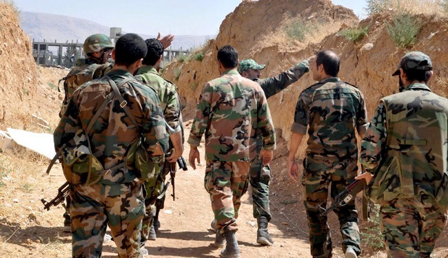 FRONT VIDEO: Syria Air Force, Ground Troops Pound ISIS Heavily across Homs