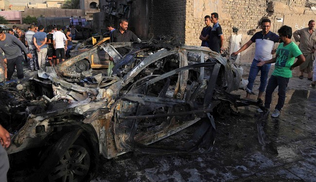 50 Killed, 60 Wounded in ISIS Car Bomb Blast in Iraq's Baghdad