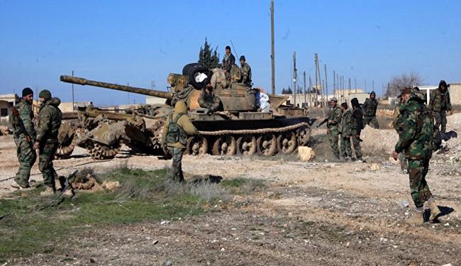 Syrian Army Recapturs Strategic Point near Tiyas Airbase in East Homs