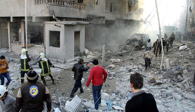 Car Bomb Attack Claims 4 Lives in Syria's Aleppo