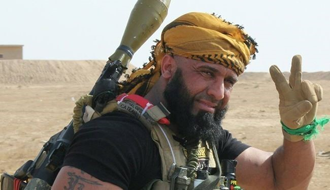 VIDEO: Iraq Shia Militia Abu Azrael Fight against ISIS in Fallujah, Warns ISIS