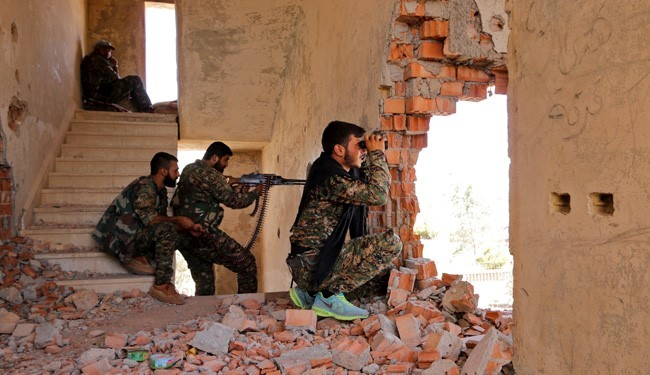 SDF Liberates 2 Villages during Anti-ISIS Operations in Syria's Raqqa