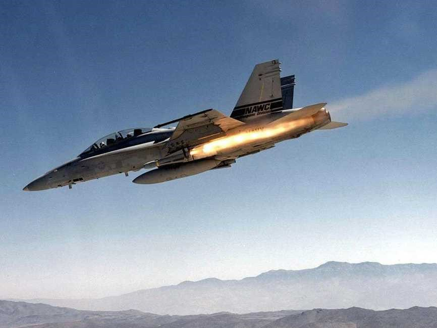 More than 80 ISIS terrorists were killed by an air strike on a Daesh tunnel north of Ramadi