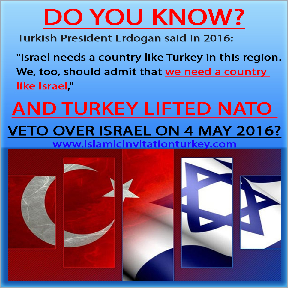 turkey lifted veto over israel