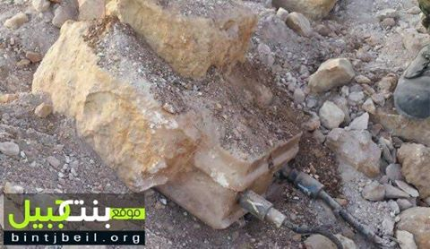 Israel Spying device discovered in Ameeq in Beqaa valley