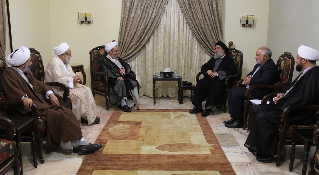 Sayyed-delegation