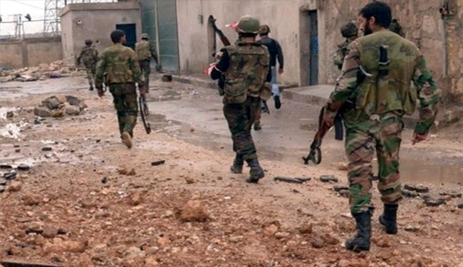 Syrian Army Troops Inches Closer to ISIS-Held Oil-Rich Region in Homs