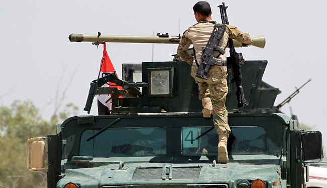 VIDEO: Iraqi Army Troops Continue Push to Retake Fallujah from ISIS Militants