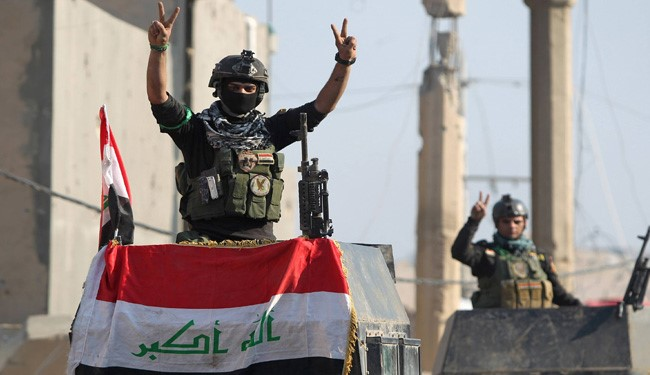 Iraqi Army Forces Liberate Key City of Saqlawiyah in North of Fallujah