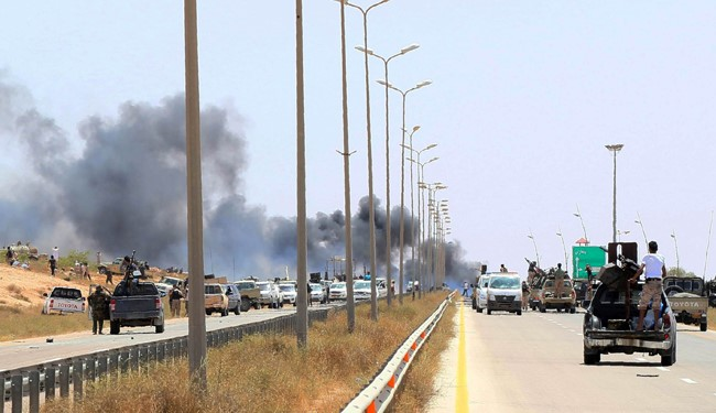 VIDEO: Street Battle of Sirte Continue, ISIS Terrorist Deserted among People