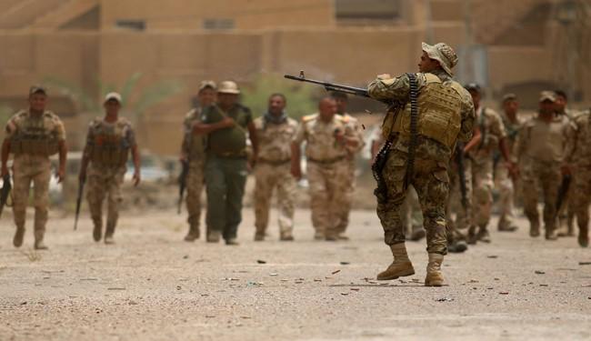 VIDEO 2,500 Daesh Terrorists Killed in Fallujah: Iraqi Commander Says