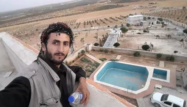 PICS: Daesh Leader Compound in Manbij Seized BY YPG after Baghdadi Fled