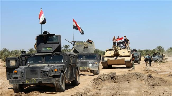 Iraqi Army Forces Establish Control over 3 Strategic Villages near Mosul City