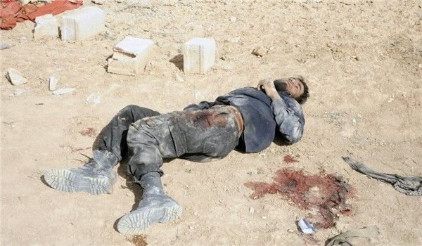 Syrian Army Kills Notorious, Senior Terrorist Commander in Aleppo