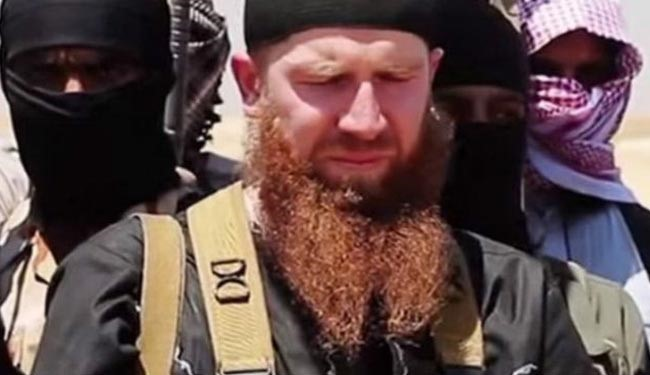 ISIS Confirms Death of No. 2 Shishani
