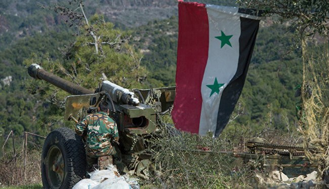 Syrian Troops Clash with ISIS Terrorists in Sweida
