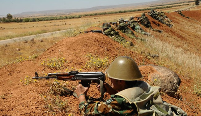 Syrian Army Re-Establishes Control Over Castillo-Kafr Hamra Road