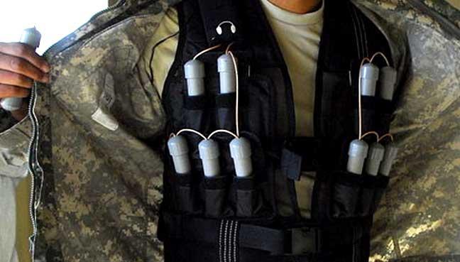 explosive-belt