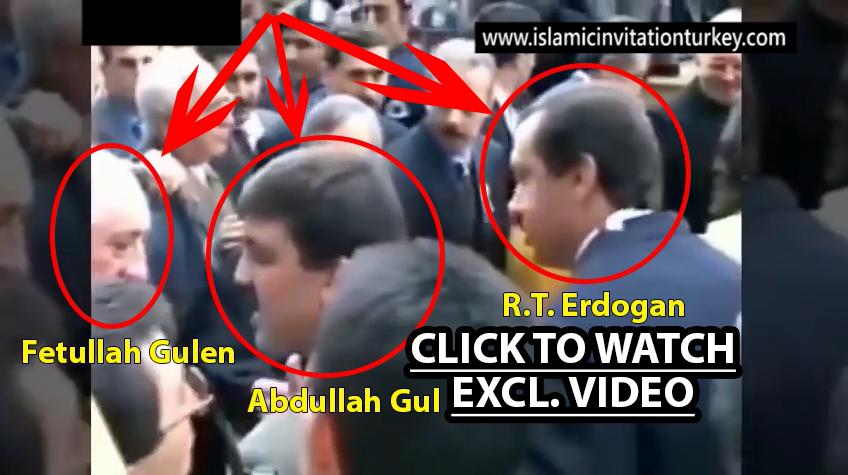 gulen and erdoğan