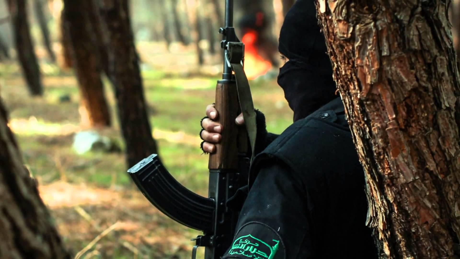Ahrar_Sham_militant
