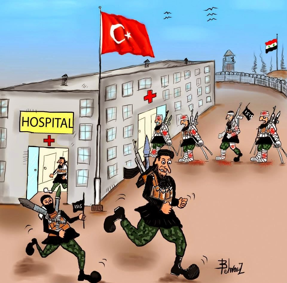 Turkey-Supports-ISIS