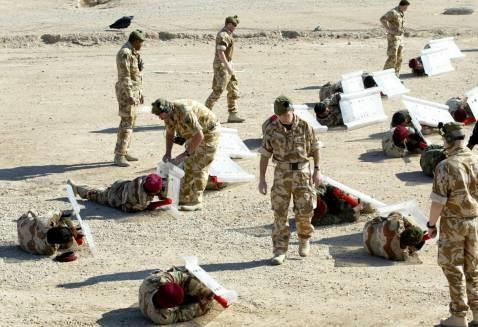 "UK to Train & Arm What Called ""Syrian Moderate Rebels"" in Saudi Arabia"