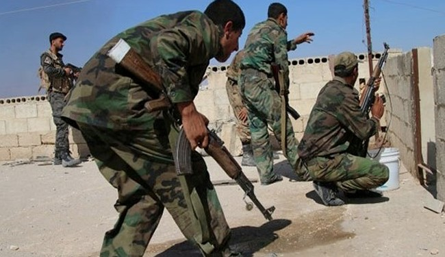 Syrian Army Destroys ISIL Terrorist Positions in Dara'a