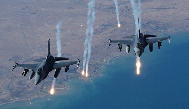 Iraqi Fighter Jets Kill 14 ISIS Militants in Anbar Province