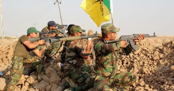 Lebanese Hezbollah Fighters Join Syrian Army in Southwestern Districts of Aleppo
