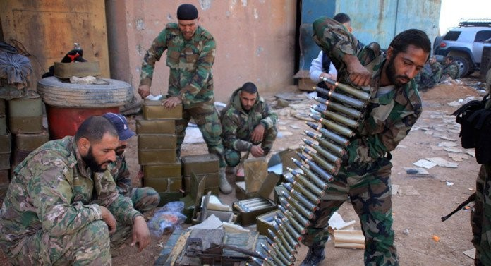 Southern Aleppo's Several Areas Recaptured by Syrian Army