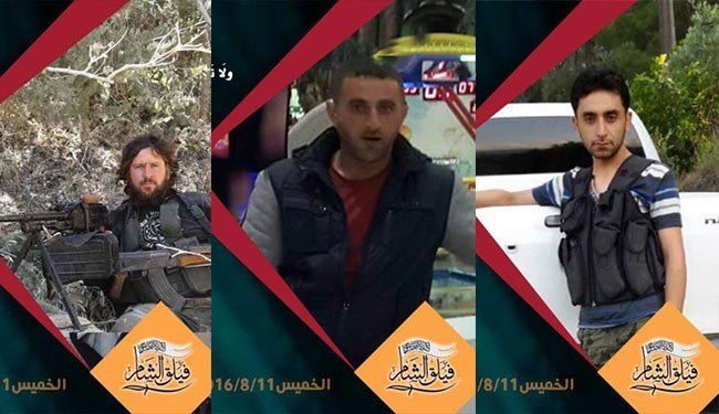 Faylaq Al Sham Dead with Death of Top 3 Leader and Dozens Militias
