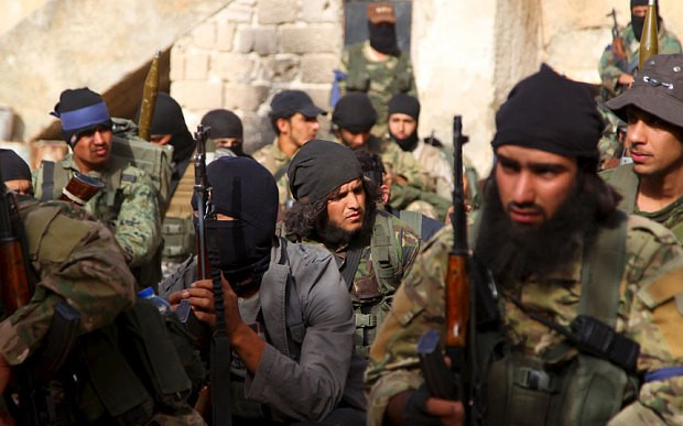 Large Number of Jeish Al-Fatah Terrorists Trapped in Al-Ramousiyeh in Syria's Aleppo