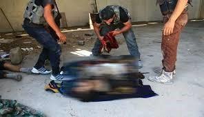 VIDEO: Daesh Suicide Attack on Rivals on Turkey Border Killed 50 Terrorists