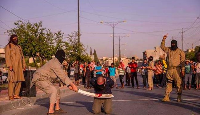 ISIL Beheads Own Emir in Kirkuk on Charge of Audio File Asking Terrorists' to Pull Back