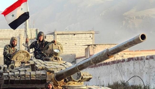 Syrian Army Targets Jeish Al-Islam Positions near Douma