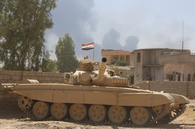 ISIS to Lose its Capital in Iraq-Mosul- as Iraqi Forces Retake Qayyarah