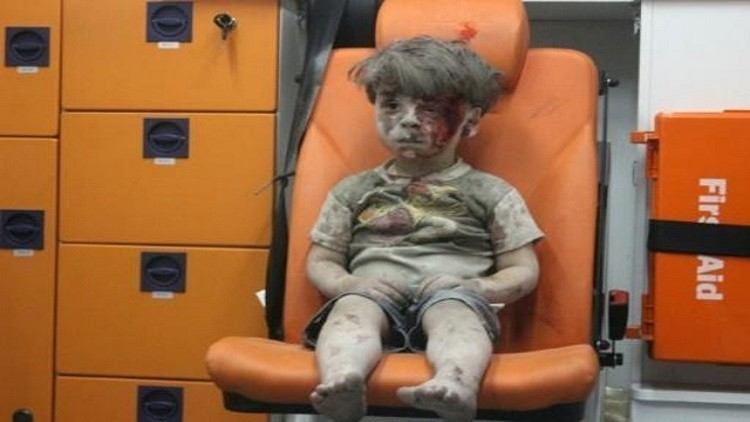 Footage of Aleppo Boy Pulled from Rubble in Syria Suspected of Being FAKE