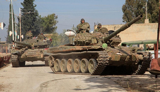 Syrian Army Hits ISIL Hard in Clashes in Sweida, Leaving Scores of Terrorists Killed