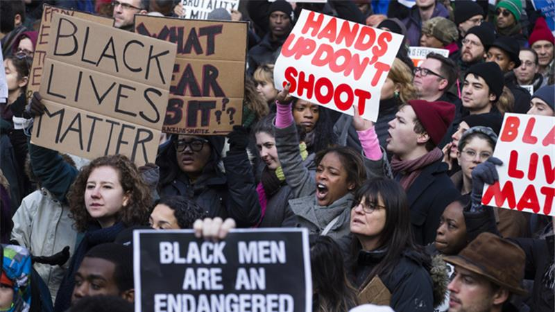 Racism against blacks is widespread in US: Poll | Islamic ...