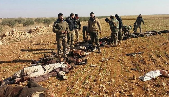 Syrian Army Kills over 150 Terrorists in Hama Province