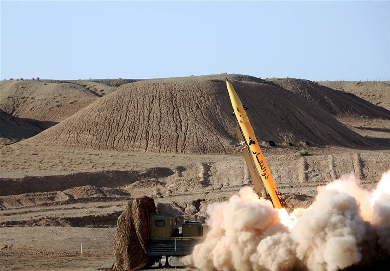 "Iran Embarks on Mass Production of New Ballistic Missile Called ""Zolfaqar"""