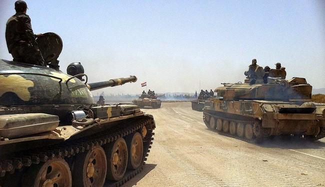 Syrian Army Targets Militants' Positions, Fortifications in Aleppo, Daraa, Hama, Idleb, Homs