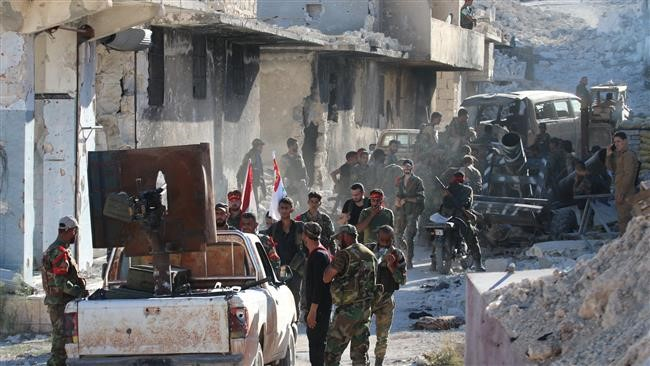 Syrian Army Recaptures Handarat Palestinian Refugees Camp in Northern Aleppo