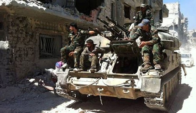 VIDEO: Terrorists Flee From Aleppo Province as Syrian Army Troops Advance