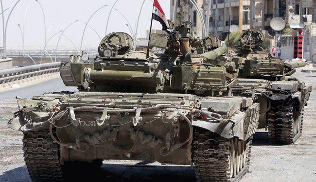 Frontline Footage: Syrian Army Operation in SW Aleppo against Jaish Al Fath