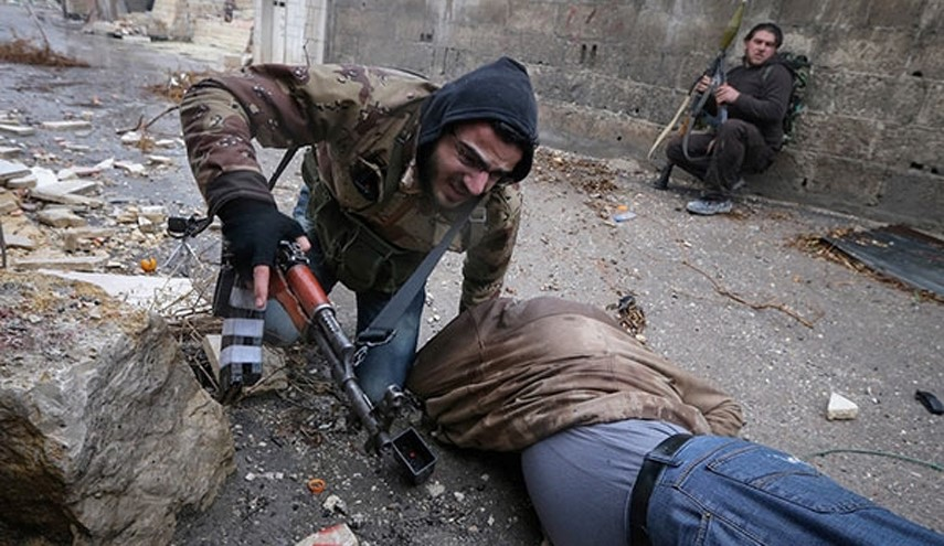 37 ISIL Terrorists Killed in Rival Terrorists' Offensive in Eastern Damascus