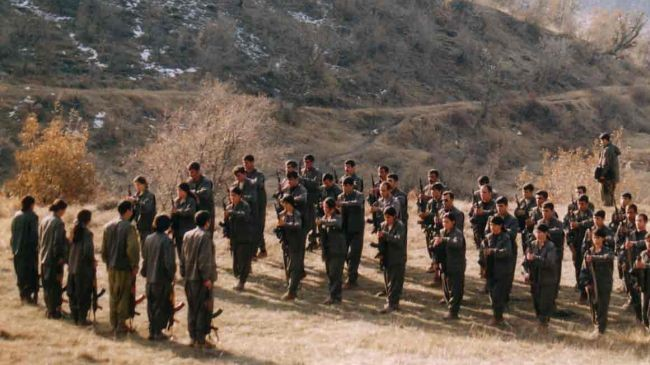 IRGC Forces Foil PJAK Terrorist Attack in Iran's Kurdistan City of Marivan --- FILE PHOTO:  PJAK