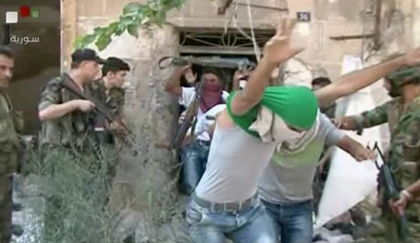 VIDEO: Syrian Army Troops Tell Civilians to Leave Aleppo, Liberation of City Near